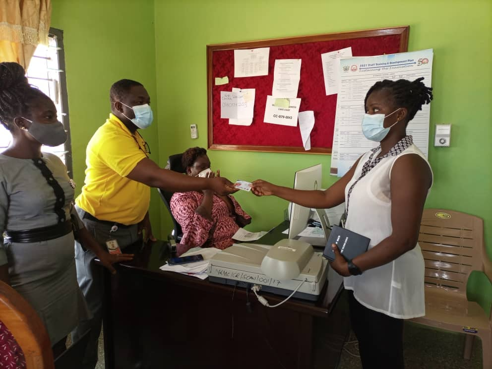 Nursing and Midwifery Council begins issuance of New PIN/AIN Cards 4