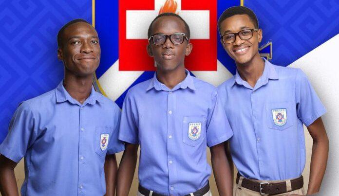 Former NSMQ stars Mbebo, Nathaniel, Selassie, Nii Amu head to top world universities