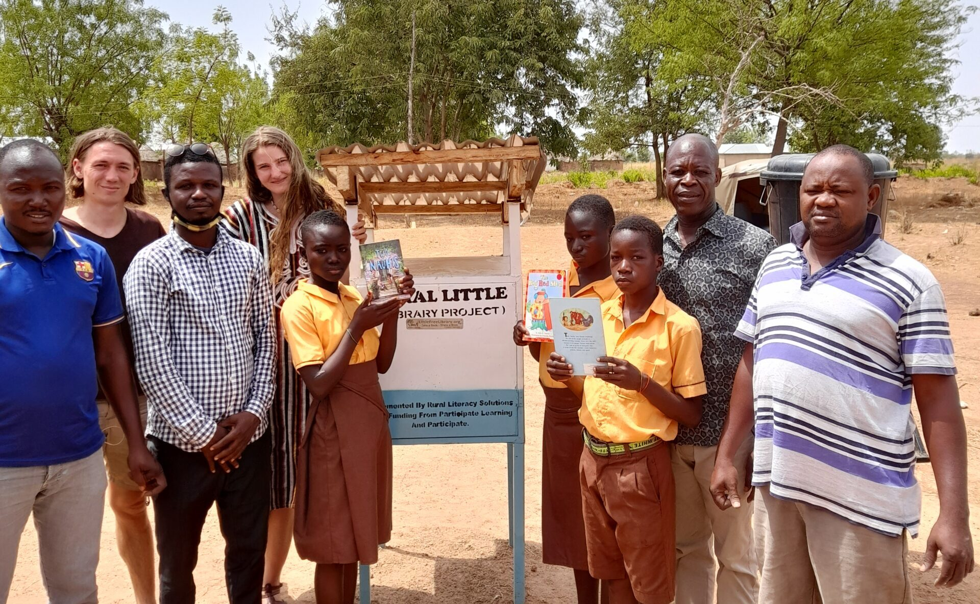 Rural Literacy Solutions