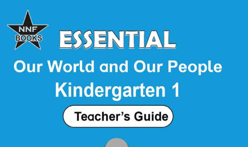 SBC Teacher's Guide: Essential Our World Our People Kindergarten 1