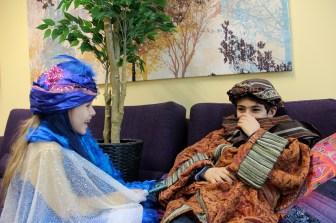 Prinzessin Asya und der traurige König Samer