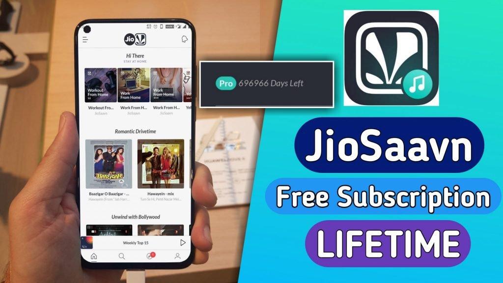 Jio Saavan Premium accont education learn academy