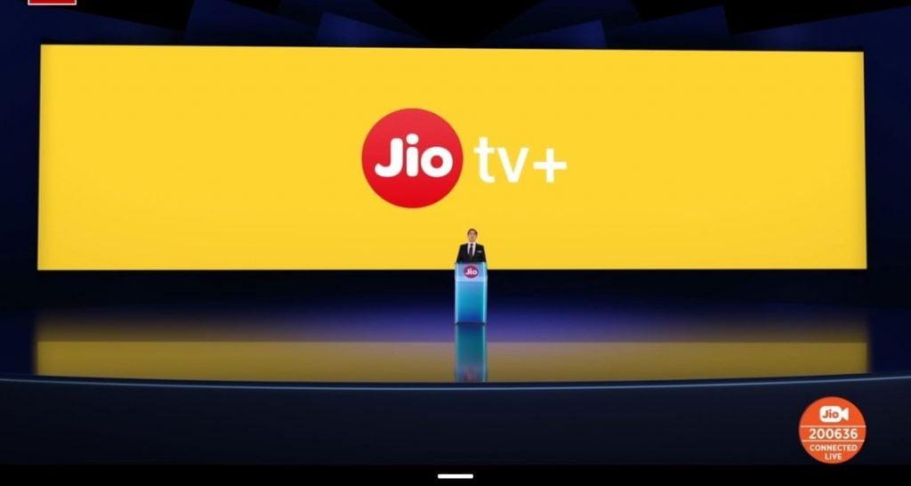 jioTV+ Mod APK Download