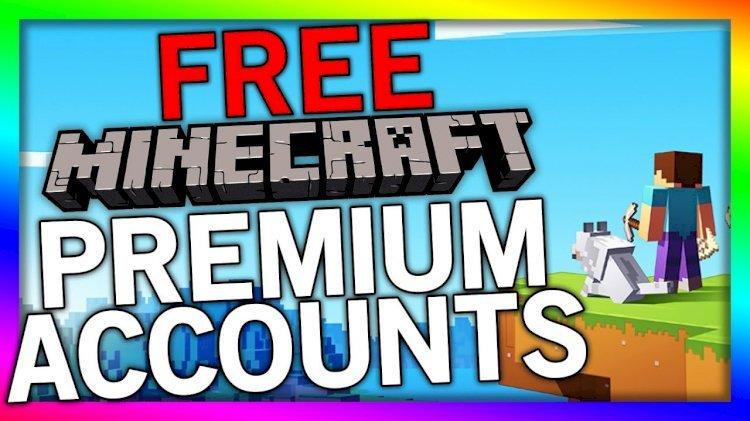 Minecraft Accounts & Passwords