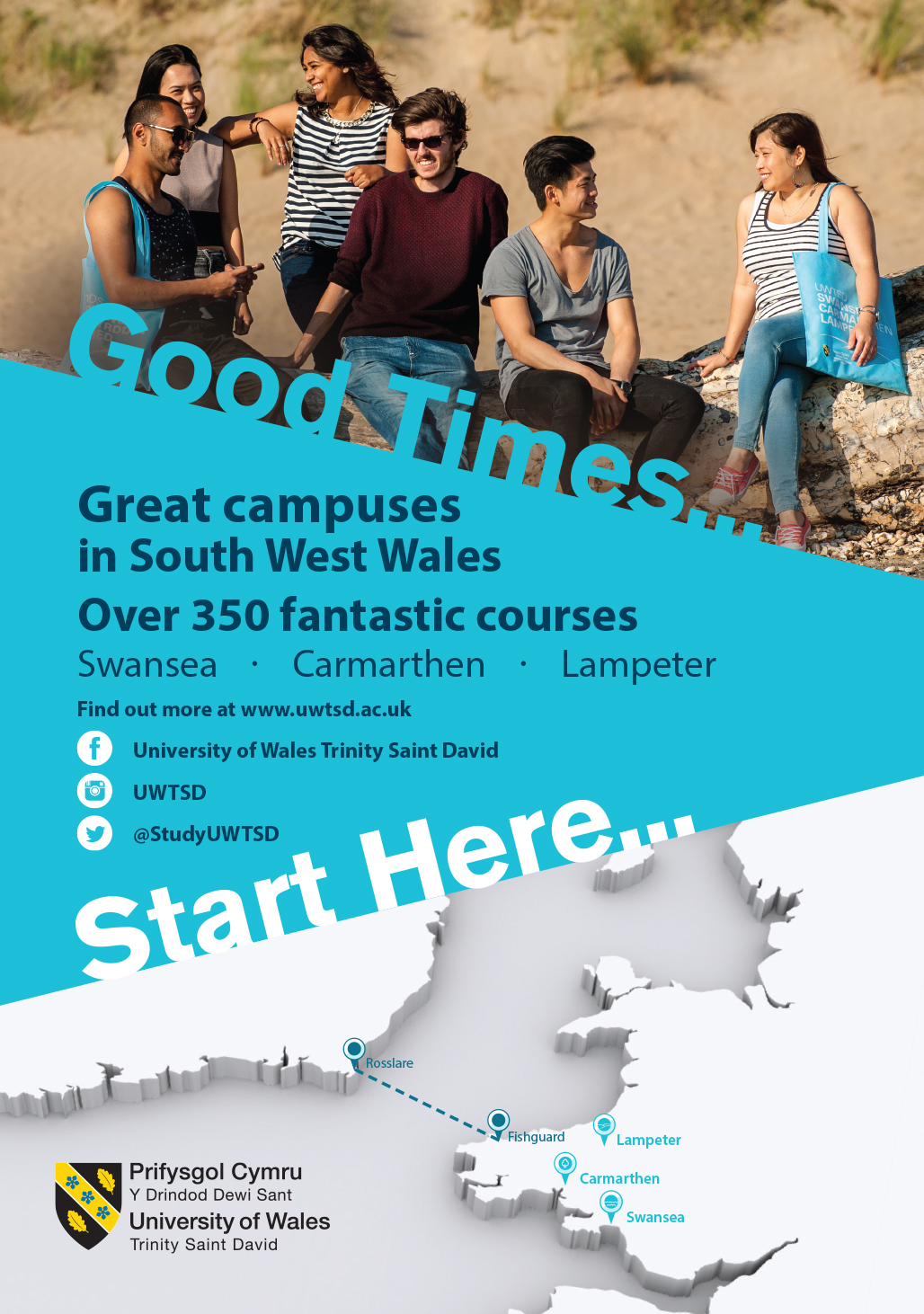 University of Wales 31-1