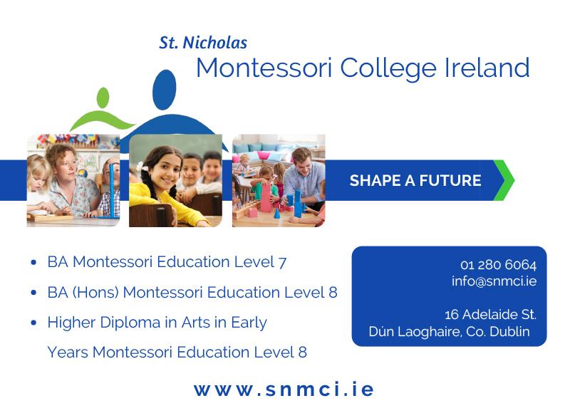 Montessori College Ireland