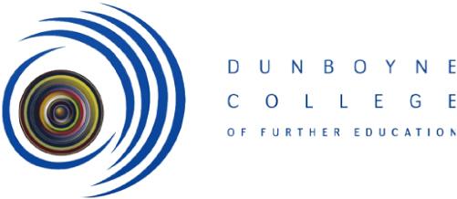 dunboyne college logo zx