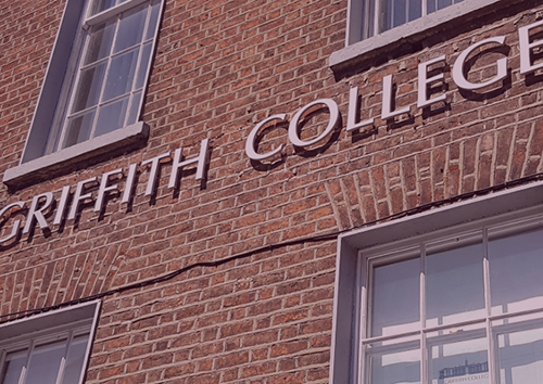 Griffith College 31-2 zx