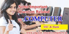 Important (Computer Gk) for 2017 Bank & SSC exam