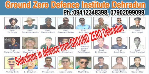 ground-zero-institute dehradun