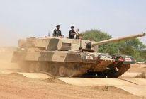 India's Arjun Main Battle Tank
