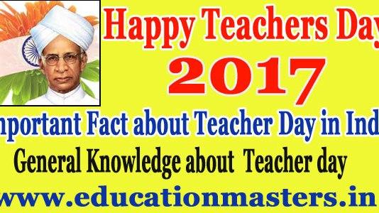 teachers day india 5 september