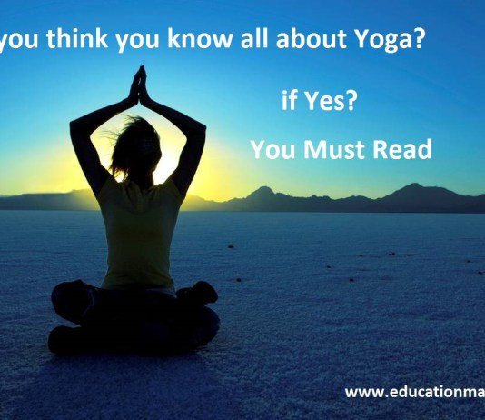 Yoga general knowledge