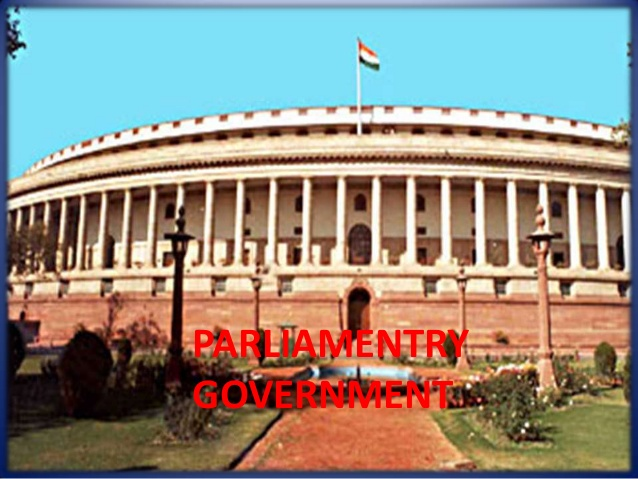 indian Parliamentary Form of Government