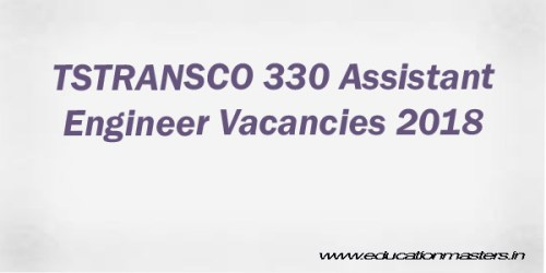TSTRANSCO AE recruitment 2018