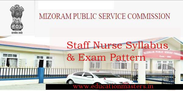 mizoram-PSC-Staff-nurse-syllabus
