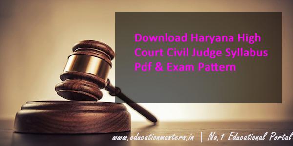 Karnataka-HC-Civil-Judge-Sy