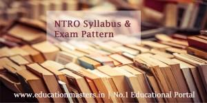NTRO-Syllabus