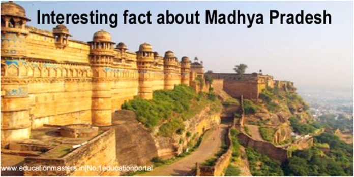 Madhya Pradesh interesting fact