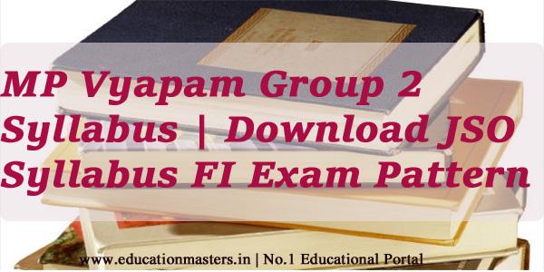 MP-Vyapam-group-2-syllabus