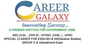 CAREER GALAXY coaching institute in dehradun