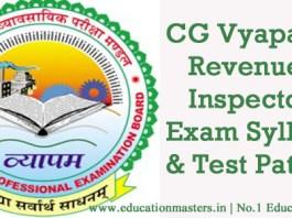 cg-vyapam-ri-syllabus