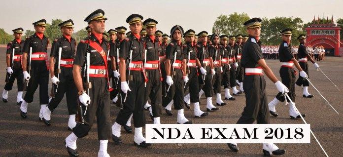 NDA exam 2018, NDA syllabus 2018