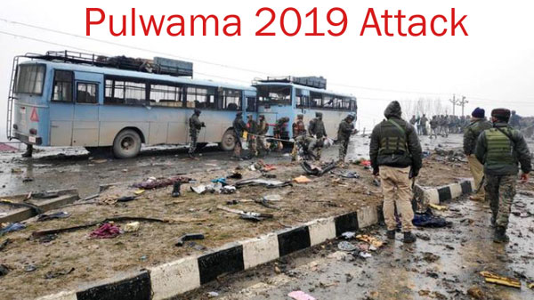 pulwama attack 2019