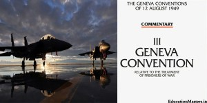 what is Geneva Convention