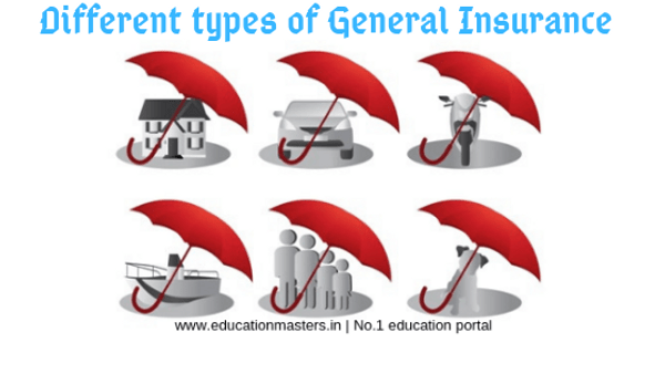 Types of general insurance