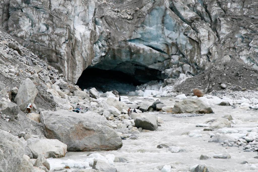Gaumukh- Gangotri