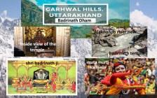 badrinath dham overview.