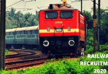 Railway-Recruitment-2020