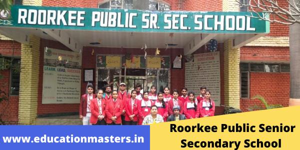 Roorkee Public Senior Secondary School