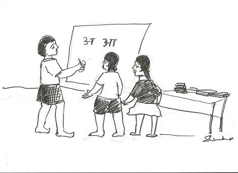 हिन्दी पढ़ाने का तरीका