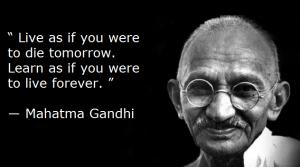 महात्मा गांधी, गांधी का शिक्षा दर्शन, नई तालीम, बुनियादी शिक्षा