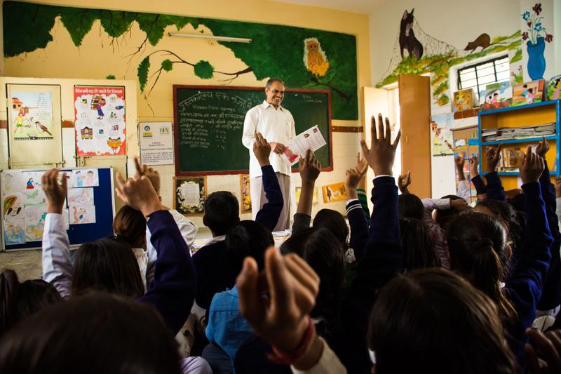 मनोविज्ञानः शिक्षण की एक प्रक्रिया है 'स्कैफल्डिंग'