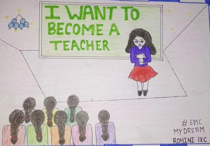 भारत के शिक्षक, मैं भी शिक्षक हूँ, मेरी कहानी