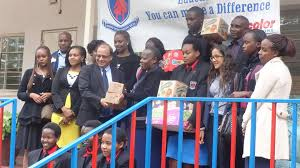 Starehe Girls Centre: Students' :ife and Times