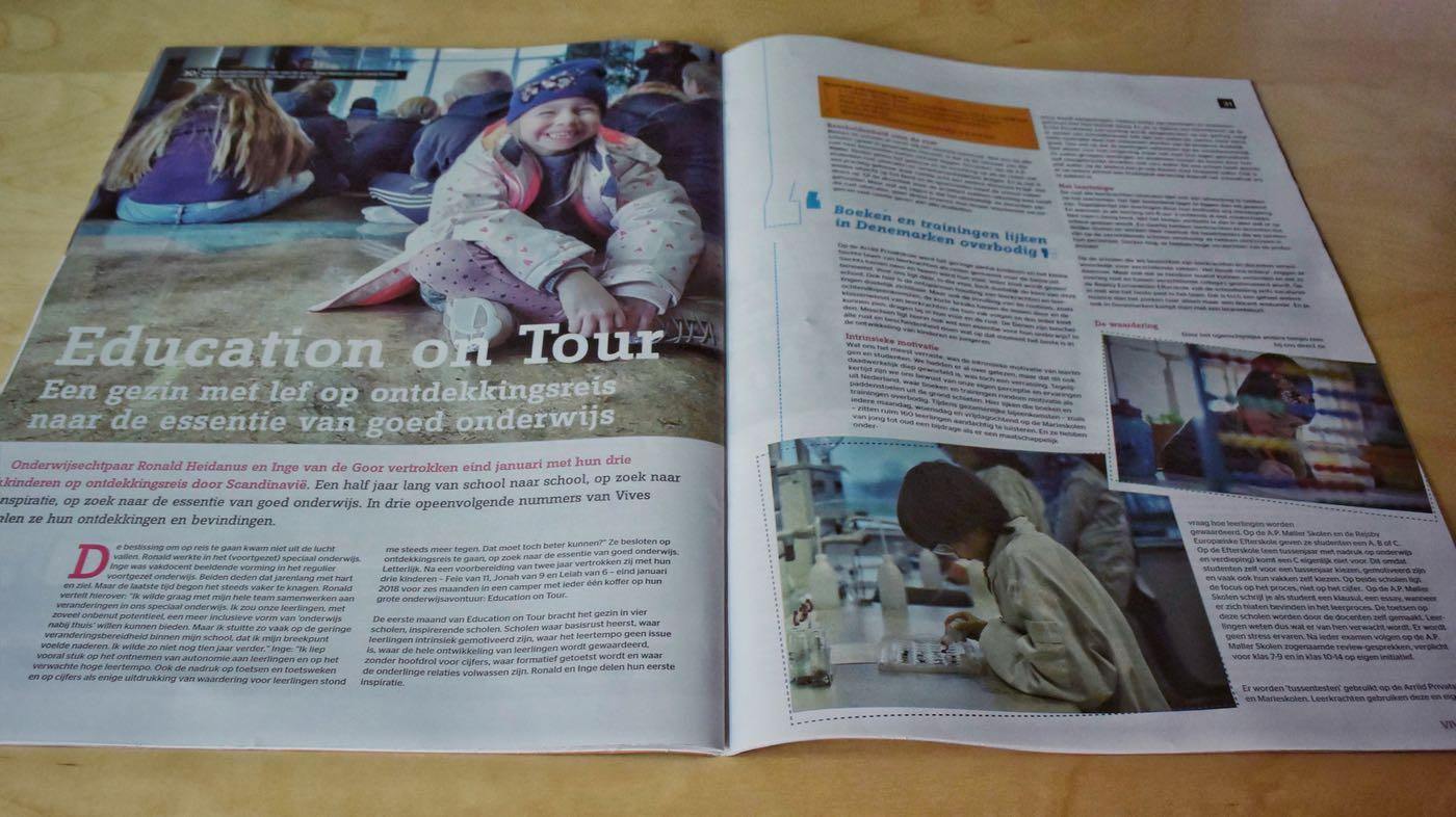 Vives magazine 1/3