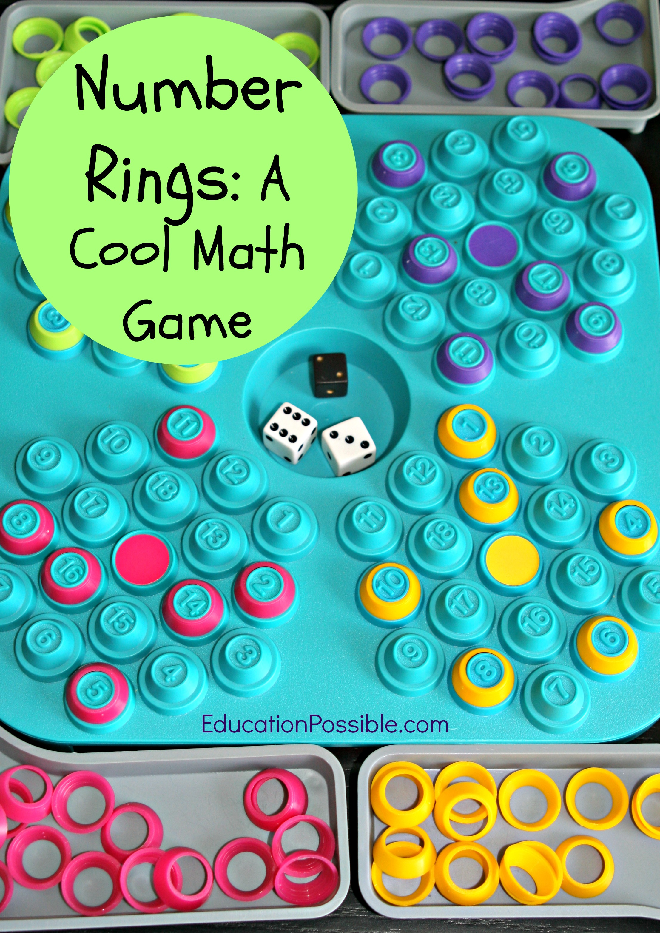 Number Rings A Cool Math Game