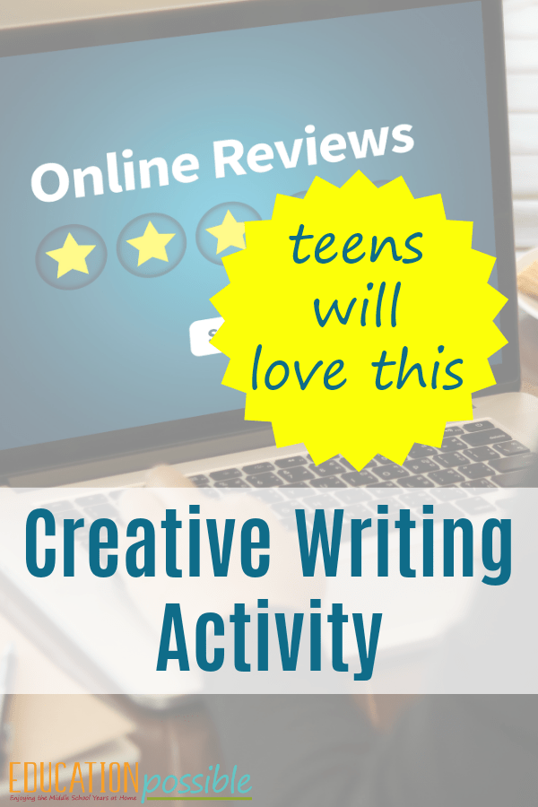 Fun With Writing for Teens: Online Product Reviews