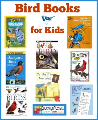 Bird books for kids - Education Possible