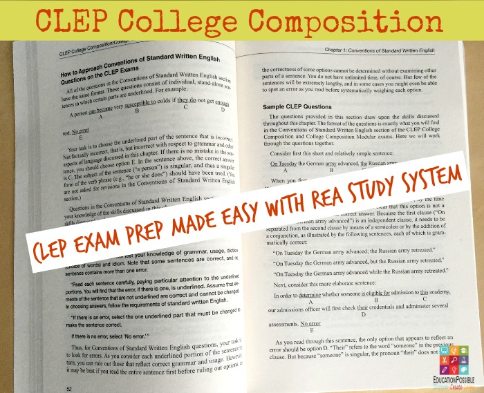Homeschoolers Can Earn College Credits This Summer With CLEP Test Prep