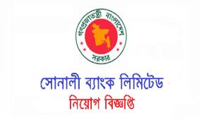 Sonali Bank Job Circular