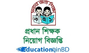 Head Teacher Job Circular 2018