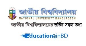 NU Honours Admission Notice