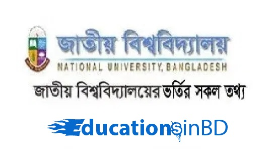 National University Degree Admission Quota Result and Migration Merit List 2019-2020 Session Download