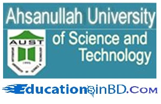 Ahsanullah University of Science and Technology Admission Circular Result 2020-2021 1