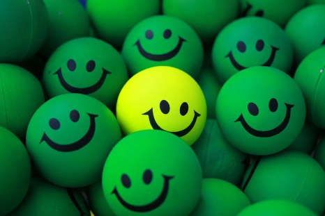 Effective communication = Smiling people!